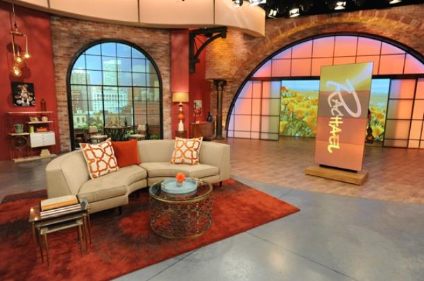 Rachael Ray Show Set